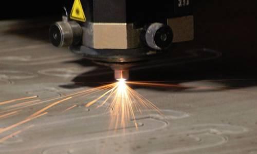 Taglierina Laser